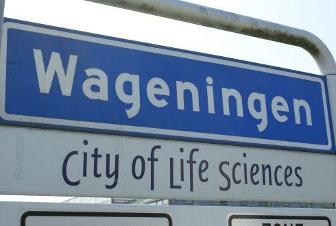 Ik ben in Wageningen geboren