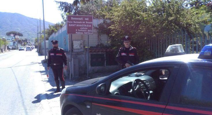 Sant'Anastasia: picchia la moglie che non vuole indossare il burka: arrestato   Report Campania
