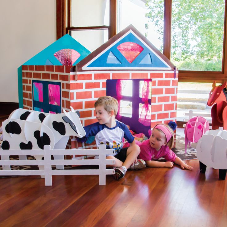 Own your own farm! With an Animal and Fence Bumper Pack