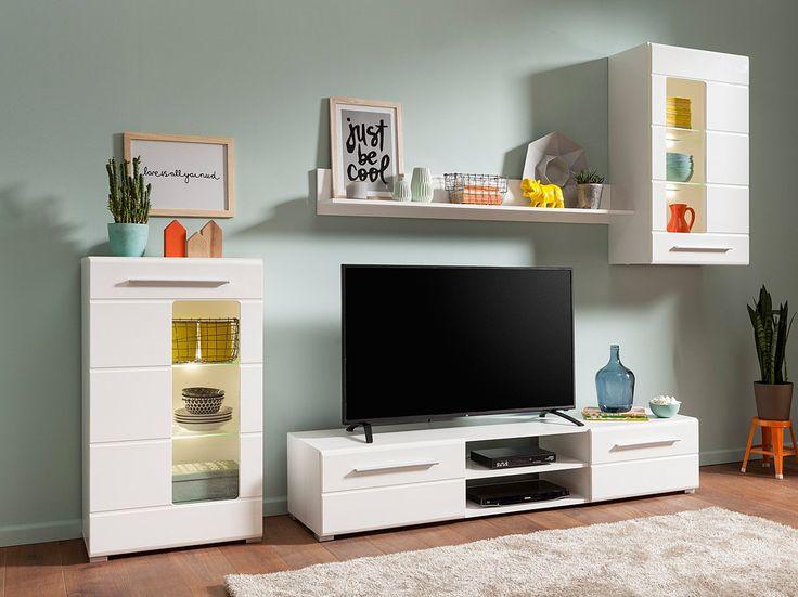 Wohnwand KATO | Wohnwände | Schränke & Regale | Möbel | Trendige Möbel & Accessoires sofort günstig online kaufen bei TRENDS.de