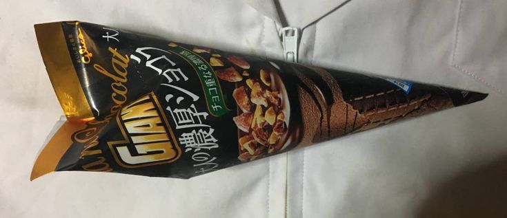 ジャイアントコーン <大人の濃厚ショコラ>(アイスミルク) グリコ パッケージ写真