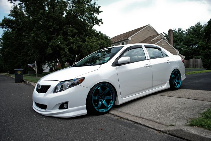 lowered+corolla | if you get stuck with a corolla….. there is hope