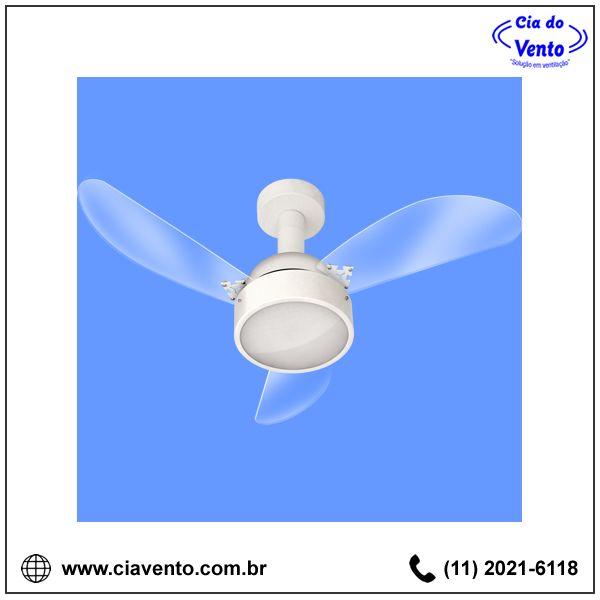 Ventilador de Teto Residencial Venti-delta Optimus (Para 2 Lâmpadas). Peça já o Seu (11) 2021-6118