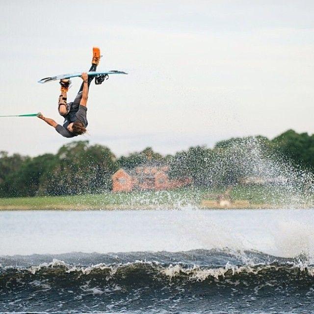 Aaron Rathy — One Foot #wakeboard #wakeboarding #вейкборд #вейкбординг