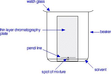 This page is an introduction to chromatography using thin layer chromatography as an example. Although if you are a beginner you may be more familiar with paper chromatography, thin layer chromatography is equally easy to describe and more straightforward to explain.