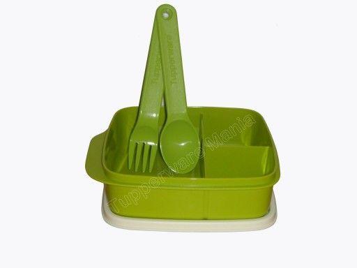 Wadah bekal anak Lolly Tup + Cutlery