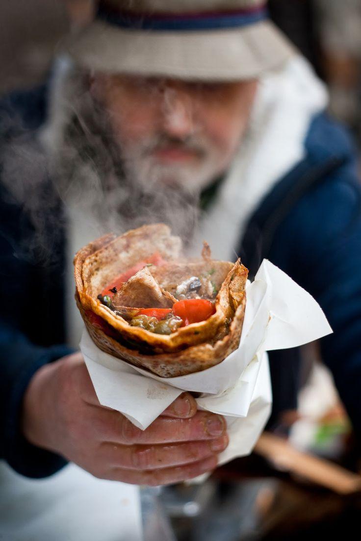 Boujou le blog - Le Blog Street Food et Mode de Normands à Paris: Streetfood Paris - Chez Alain Miam Miam