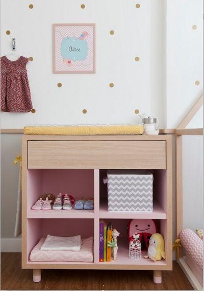 A casinha de Alice: um quarto montessoriano