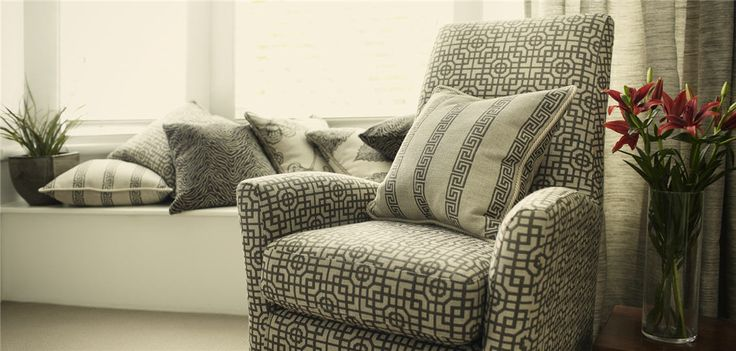 Focus on fibre - learn about ACRYLIC here! #cotton #fiber #charlesparsonsinteriors