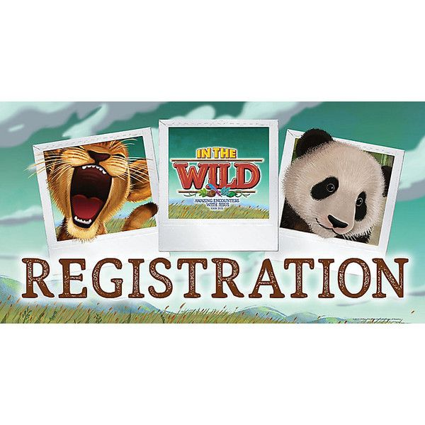 Rotation Signs Pkg 7 In The Wild Vbs By Lifeway Vbs Themes Vbs Helping Kids