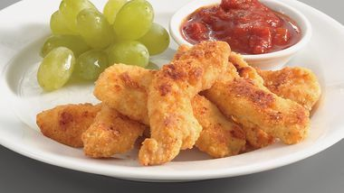 Ultimate Chicken Fingers (lighter recipe)