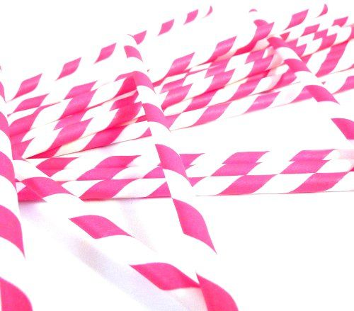 Bella Cupcake Couture Paper Party Striped Straws, Pink/White Bella Cupcake Couture,http://www.amazon.com/dp/B009K0OM3W/ref=cm_sw_r_pi_dp_Ck6-sb1JS63W69AW