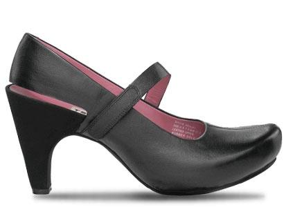 rockport tsubo acrea heel. biking heels? $130.....want