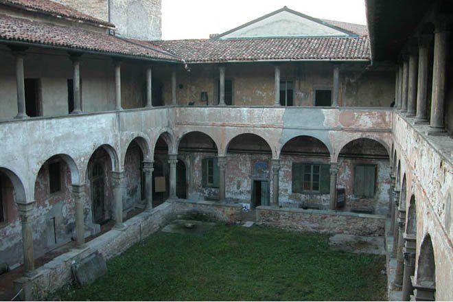 Bergamo italia citt alta monastero del carmine for Galleria carrara bergamo