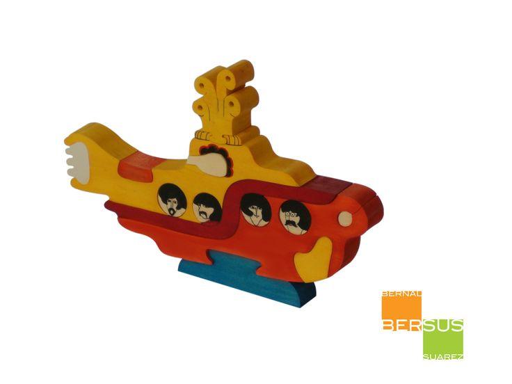 Yellow Submarine http://maderas.bersus.ws