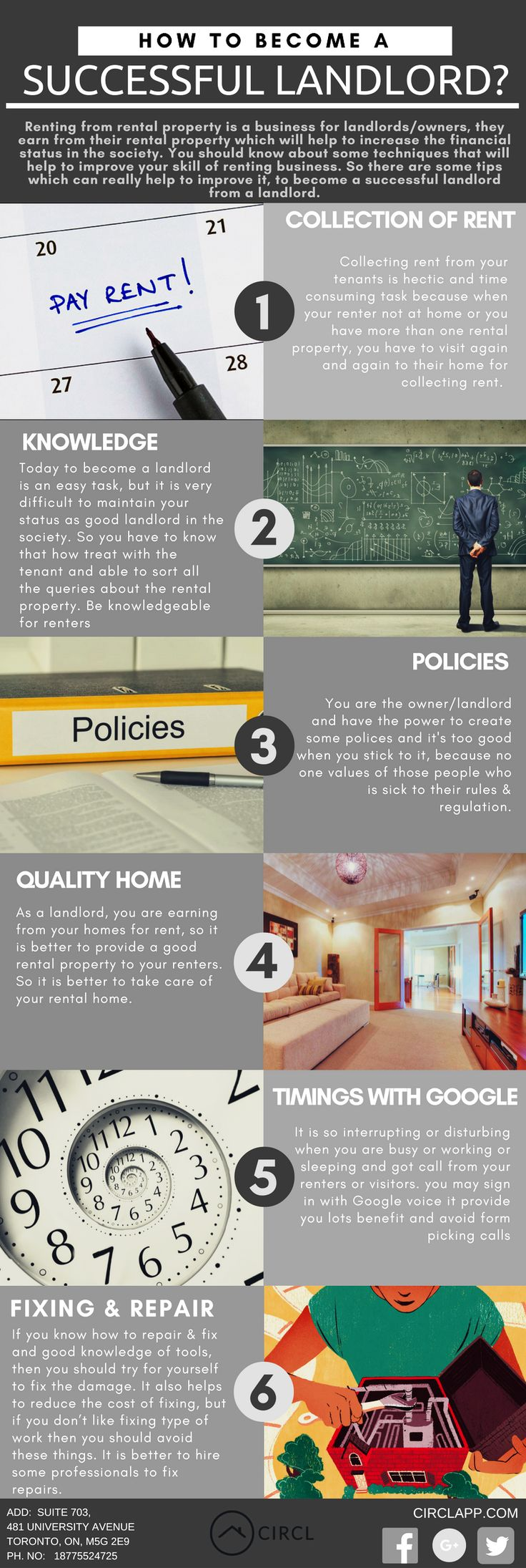 HOW TO BECOME A SUCCESSFUL LANDLORD? Renting from rental property is a business for landlords/owners, they earn from their rental property which will help to increase the financial status in the society. You should know about some techniques that will help to improve your skill of renting business. So there are some tips which can really help to improve it, to become a successful landlord from a landlord.