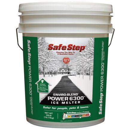 Safe Step® 40lb Power 6300 Enviro-Blend Ice Melter - Ace Hardware