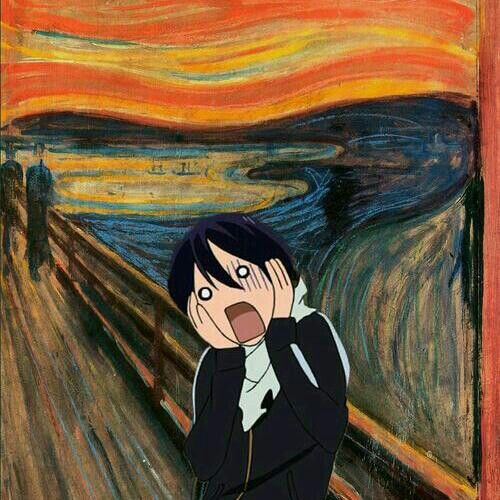 anime cry: )