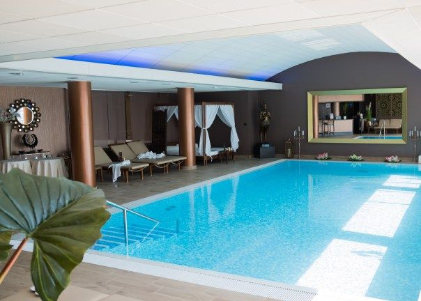Grand Hotel Union Ljubljana, Slovenia Dream Pools 4 Star Hotel Wellness Center TheRunawayBride.net
