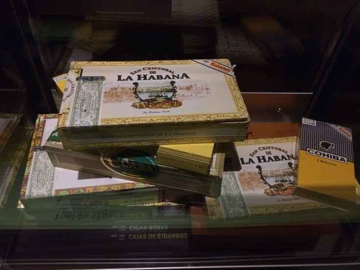 Cuba. Cigars