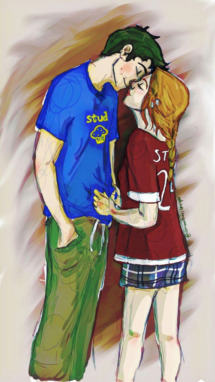 Lydia and Stiles❤️