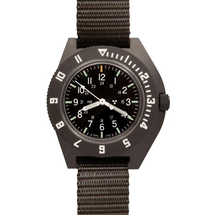 Marathon Military Pilot's Navigator Watch