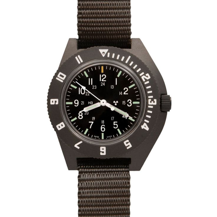 Marathon Military Pilot's Navigator Watch