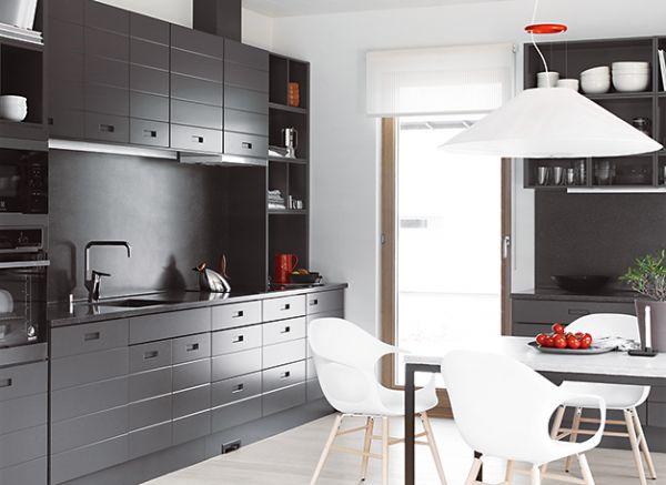 Ripaus mennyttä aikaa modernisti: Asuntomessut 2014