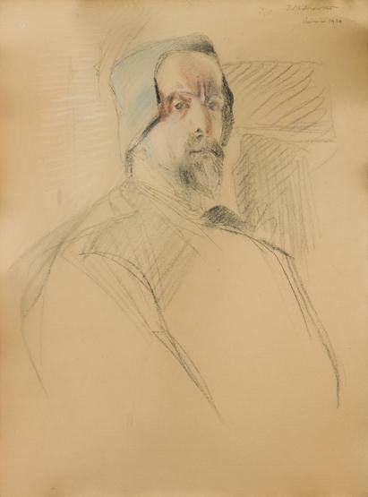Jacek Malczewski - Autoportret