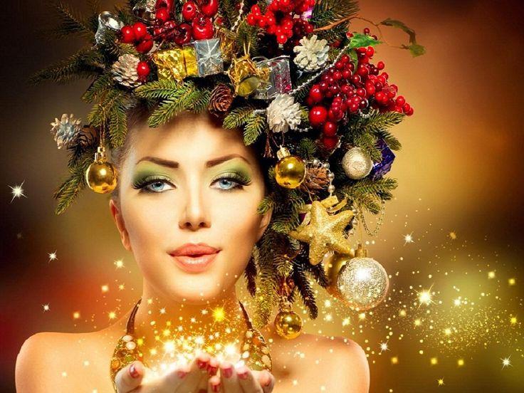 Frizura tippek a karácsonyi vacsorákra - A következő karácsonyi frizurák között biztosan te is megtalálod a kedvencedet!