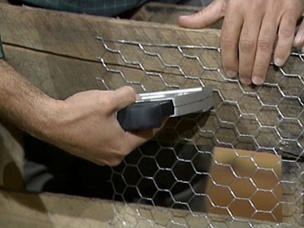 DIY Pallet Projects   How to Make a Compost Bin : How-To : DIY Network