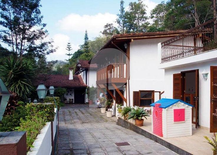Casa - Petrópolis, Fazenda Inglesa - Código [5585]