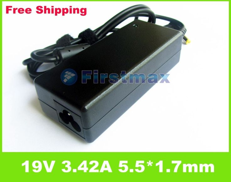 19V 3.42A 5.5*1.7mm ac adapter for Acer Laptop Charger Aspire 3680 4520 5100 5315 5515
