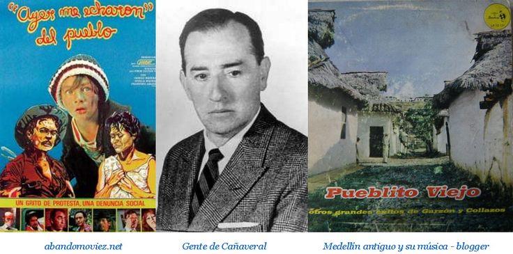 """José A Morales, escribió la que podría considerarse la primera canción protesta de la música colombiana. Desde su mismo título, """"Ayer me echaron del pueblo""""."""