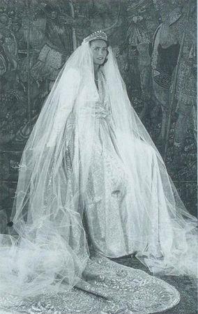 124 best Bodas Reales 1950-1959 images on Pinterest | Royal weddings ...