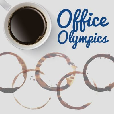 Office Olympics Ideas                                                                                                                                                                                 More