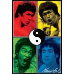 Bruce Lee Poster Hier bei www.closeup.de