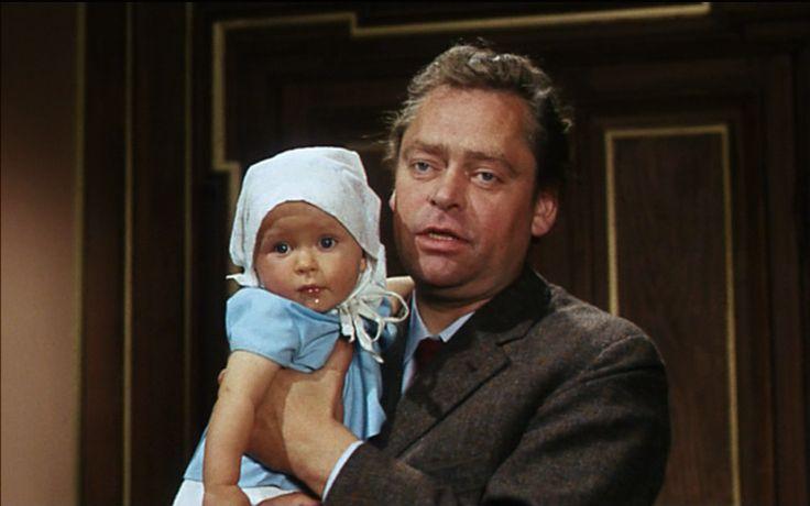 som Andreas Lillelys, i Pigen og greven fra 1966.