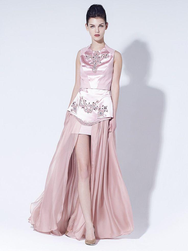 24 best Красивые выпускные платья images on Pinterest | Abendkleider ...
