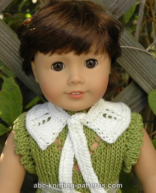 150 Best American Girl Doll Free Knitting Patterns Images On