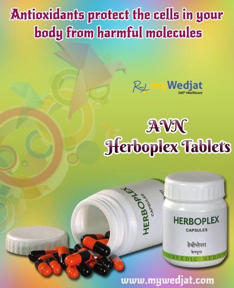 Antioxidants protect the cells in your body from harmful molecules