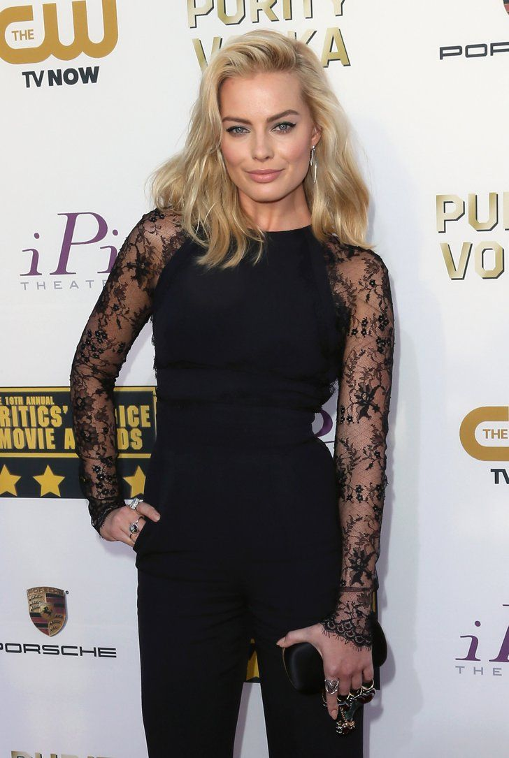 Pin for Later: These Stars' Real Ages Will Blow Your Mind Margot Robbie, 24