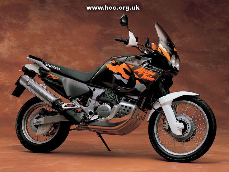 Honda XRV750 Africa Twin #motorcycle #honda #dirtbike