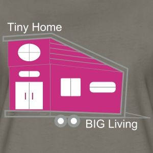 Woman's Tiny House T-Shirt
