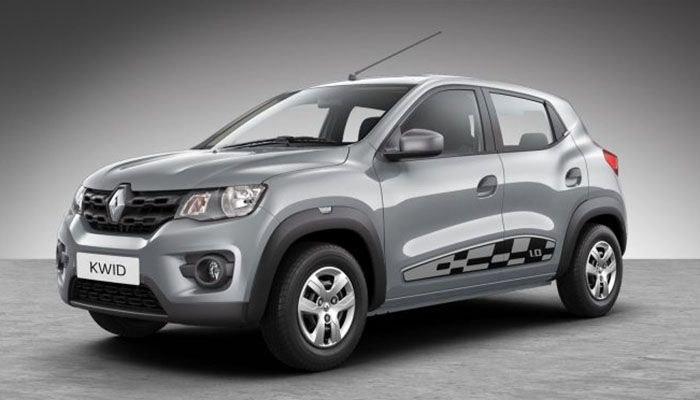 2018 Renault Kwid Colors Red White Bronze Silver Grey Renault