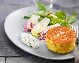 Mini galettes de St Môret® Ligne et Plaisir® au jambon et au curry : Savoureuse et équilibrée | Fourchette & Bikini