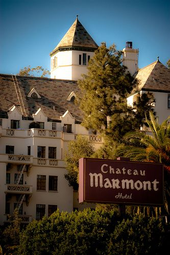 Chateau Marmont | 8221 Sunset Blvd., Los Angeles CA. | Corey Miller | Flickr