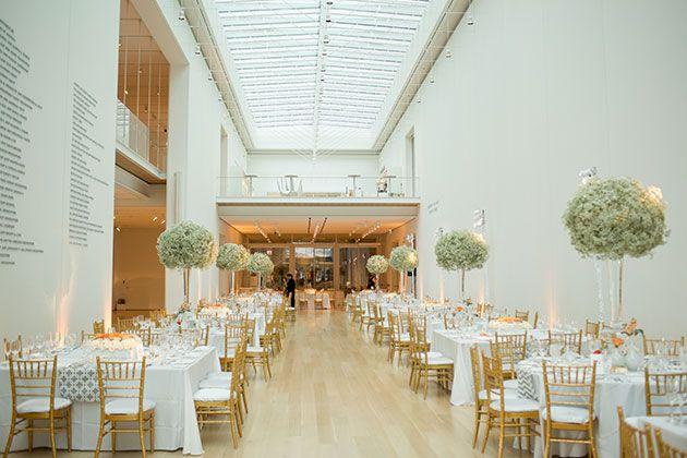 Brides: Chicago's Best Historic Wedding Venues