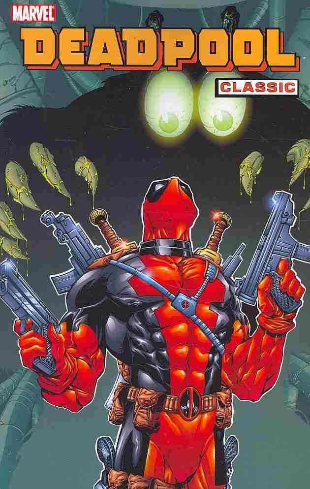 Marvel Deadpool Classic 3