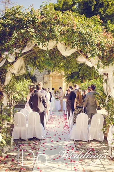 Amazing Inspiration For A Secret Garden Wedding This One Is At Villa Bologna In Malta 2018 Abroad Ceremony